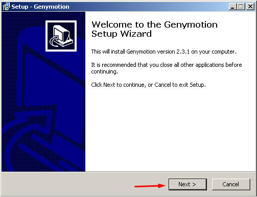 Genymotion-Windows