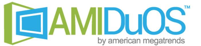 Картинка эмулятора Андроид AMIDuOS