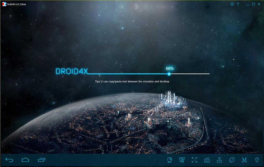 Эмулятор Droid4X 0.8.2