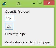 Set Andy Protocol tcp