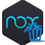 Как удалить Nox App Player