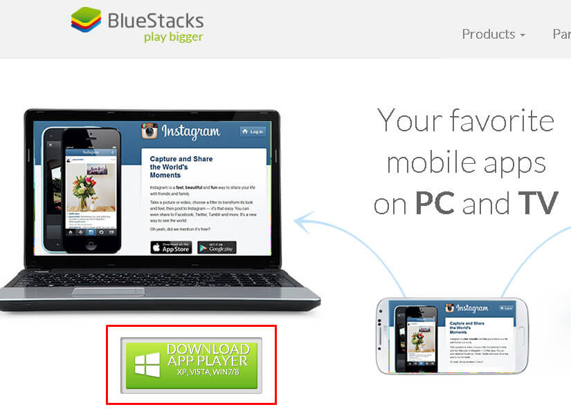 Как установить BlueStacks