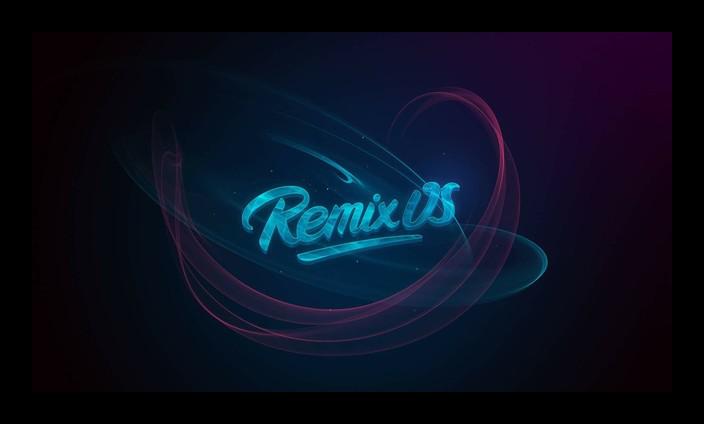 Титульное изображение Remix OS
