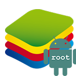 Root-права на BlueStacks